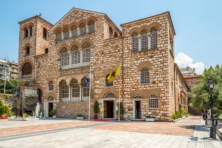 テッサロニキの聖ディミトリウス教会