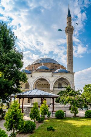 mustafa: Mustafa Pasha mosque in Skopje - Macedonia