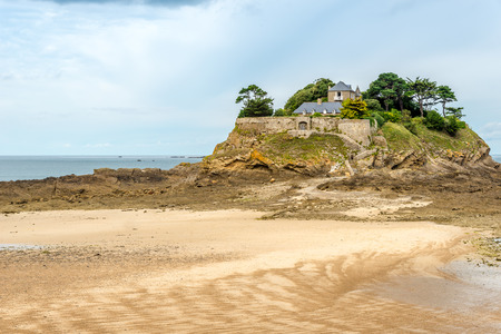 coulomb: Fort du Guesclin in Brittany - France
