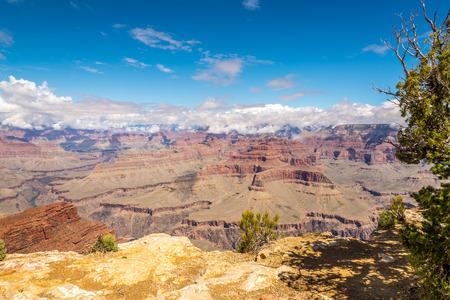 hopi: Vista dal Hopi Point Grand Canyon