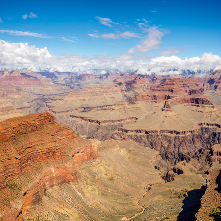 hopi: View from Hopi Point Grand Canyon