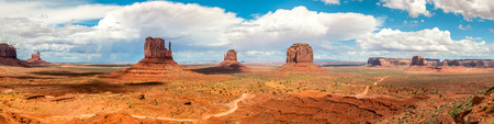 geologists: Monument Valley Navajo Tribe Park Stock Photo
