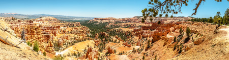 geologists: Bryce Canyon - Panoramic view from Sunset point