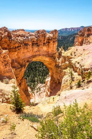 natural bridge state park: Natural Bridge in Bryce Canyon - Utah
