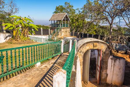 madagascar: Royal palace in Ambohimanga - Madagascar