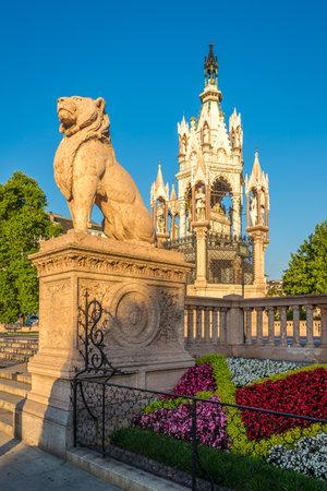 Brunswick Monument in Geneva - Switzerland