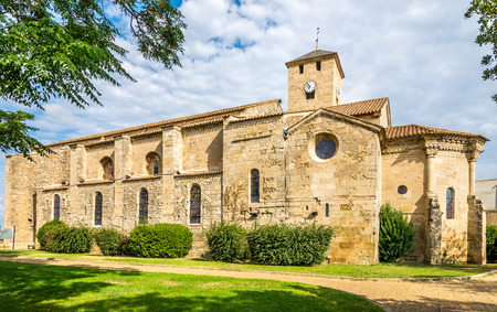 jacques: Saint Jacques church in Beziers Stock Photo