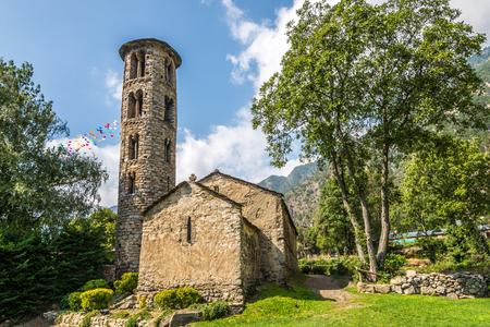 Church of Santa Coloma near Andorra la Vella