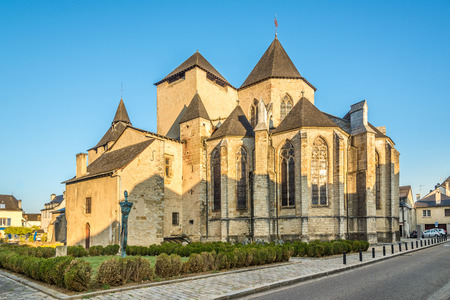 Cathedral of Saint Maria in Oloron - France