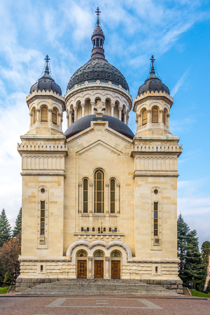 Cathedral Dormition of Theotokos in Cluj - Napoca in Romania