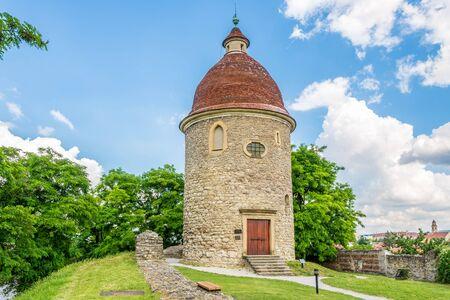 Romanesque Rotunda of Saint George in Skalica - Slovakia