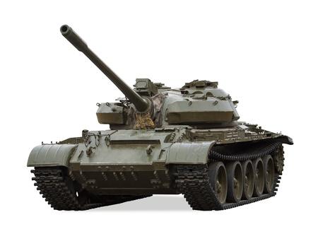war tank: T-55 tanque de batalla principal de edad, Rusia,