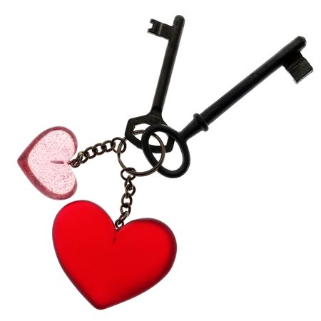 keys to her heart Stock Photo - 428857