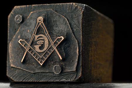 secret society: freemason seal