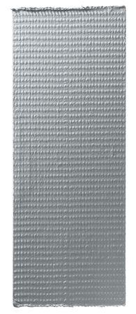 cintas: tira de cinta adhesiva sobre blanco Foto de archivo