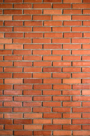 stricture: brick wall Stock Photo