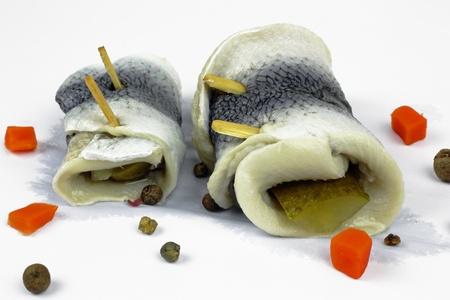 Bismark Herring Fillet rollmops