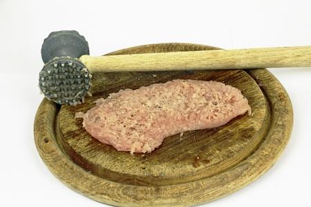 raw chicken meat  fillet