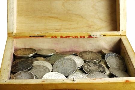 treasure ancient coins
