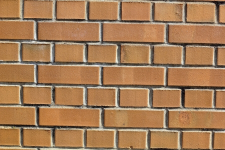 wall from  bricks background