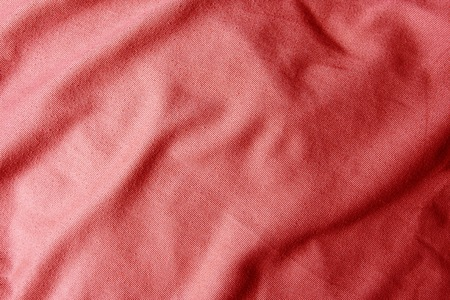 creased: Close up of creased material background or texture
