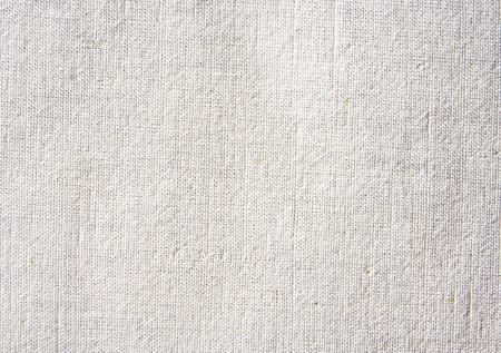 Close up canvas texture Standard-Bild