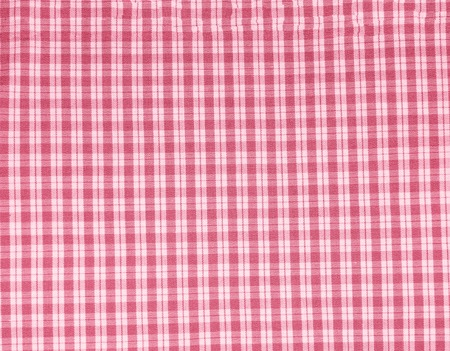 picnic tablecloth: Close up of checked picnic tablecloth, or shirt background Stock Photo