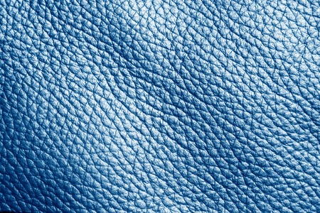 Color leather texture closeup. Useful as background for design-works. photo