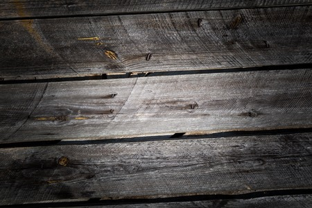 Background of old wooden planks. Old destroyed wooden dors photo