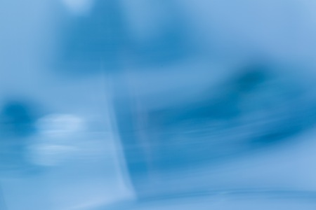 Glass blurry abstraction. Thick or thin glass in big close up - artistic abstract background.