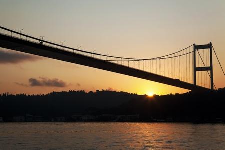 2  Bridge in Istanbul Bosphorus