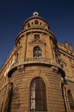 Tower Of Haydarpasa Station in IstanbulTurkey 2