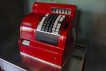 Antique Cash Register
