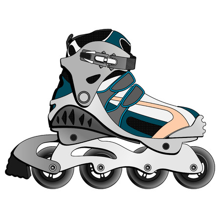 Inline Skate Boot