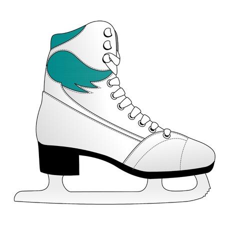 ice skates: womens skates