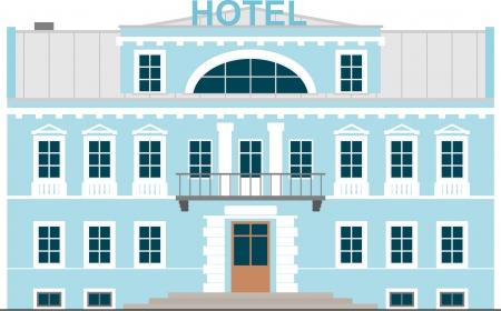Hotel Stock Vector - 14617755