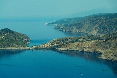 Seaside. Greece, Corfu