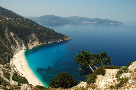 kefalonia: seaside of Kefalonia, Greece