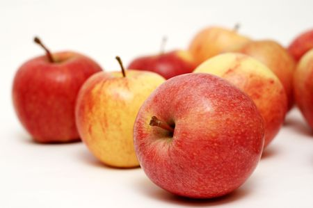 sappy: Red Apples Stock Photo