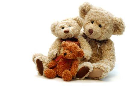 plush toy: Teddy