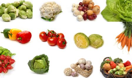 Vegetarian collection Stock Photo - 300259