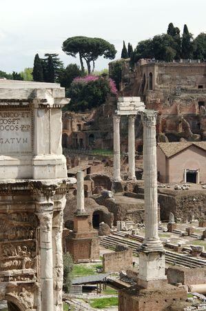 rom: Roman Forum, Rome