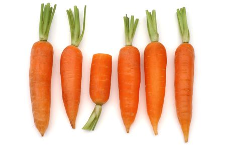Carrots Stock Photo - 317998