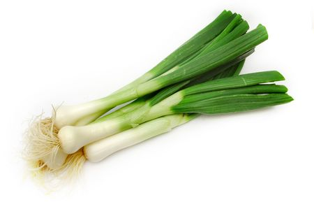 spring onion: Spring onion Stock Photo