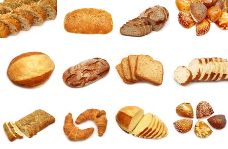 Bread collection photo