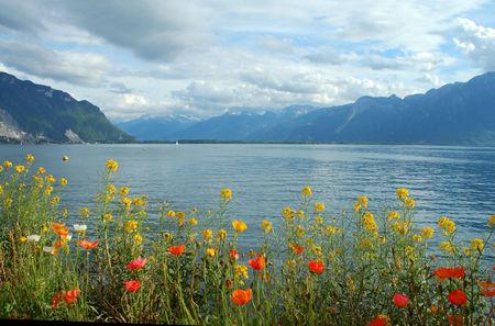 Lake LemanGeneve. Switzerland