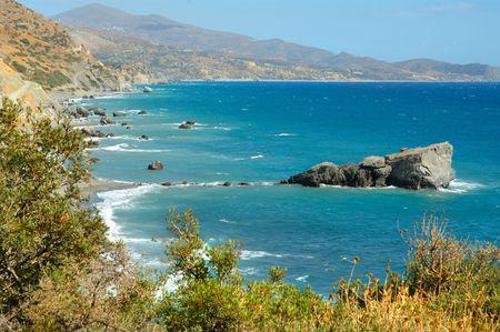 kreta: S�dk�ste von Kreta, Griechenland