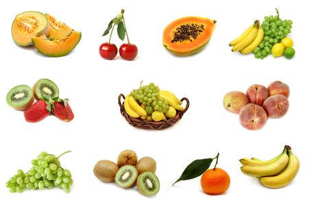 sappy: Fruit collection-3 Stock Photo