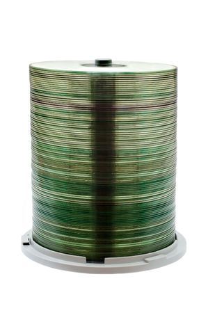 CD spindle photo