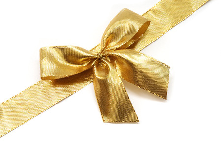 robbon: Golden bow and robbon